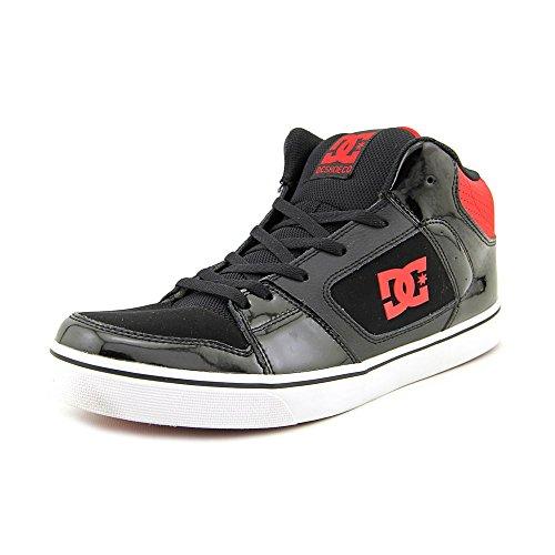 DC Patrol Skate Schuh für Herren Schwarz / Athletisch Rot / Schwarz