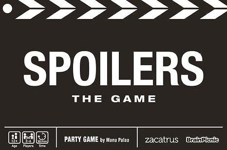 Spoilers: Amazon.es: Juguetes y juegos