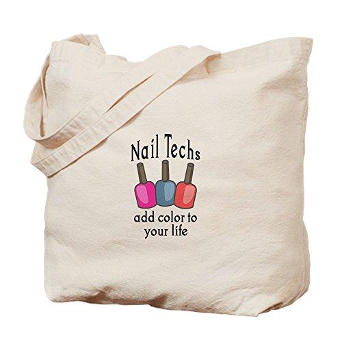 De nbsp;– Añadir Bolsa La Cafepress Color nbsp;uñas Compra Bolsa Techs nbsp;– nbsp;gamuza Lona RwXnqqO0UW