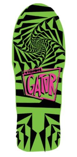 Vision Gator 2 Reissue Skateboard Deck b6334d17b24