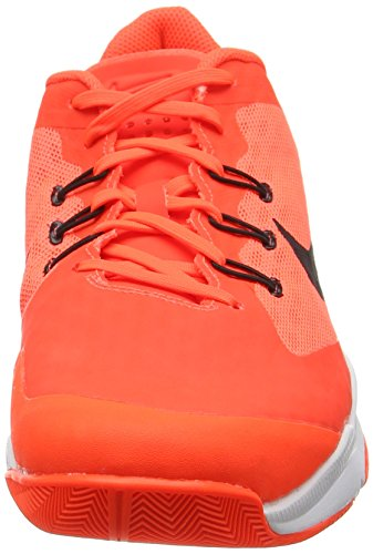 Nike Air Zoom Ultra Total Crimson / White / Black Heren Tennisschoenen