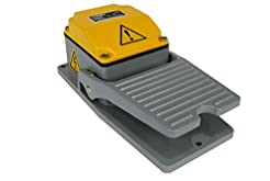 TEMCo Heavy Duty Foot Switch CN0003 - Ca...