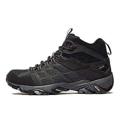 Merrell Women's Moab FST 2 Mid GTX Walking Shoe 1