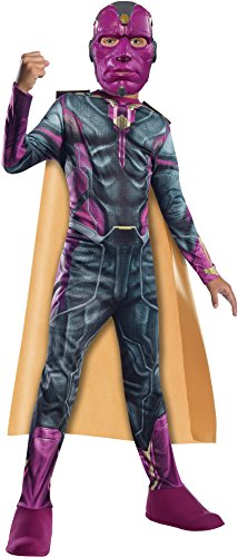 Vision Costume Marvel (Vision Child Costume - Large)