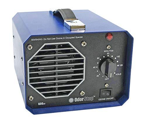 OdorStop Professional Grade Ozone Generator with UV (OS600UV)