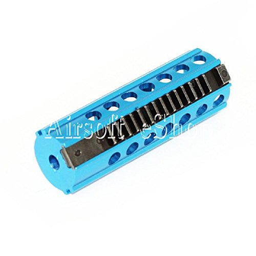 (Airsoft Shooting Gear CNC Steel 14 Teeth Piston For V2 Version 2 Gearbox)