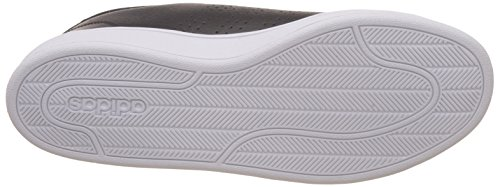 adidas Men's Cloudfoam Advantage Clean Low-Top Sneakers Black (Core Black/Core Black/Dgh Solid Grey) doMgjBS4iD