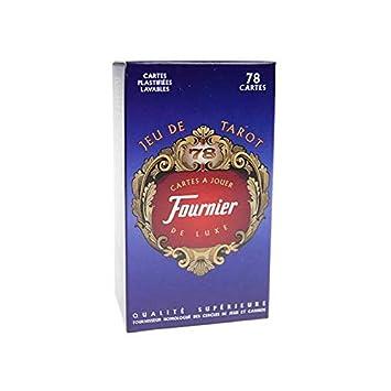 Juego de 78 cartas : Fournier Bleu [importado de Francia ...