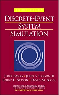 Amazon modeling and simulation of discrete event systems discrete event system simulation 3rd edition fandeluxe Image collections