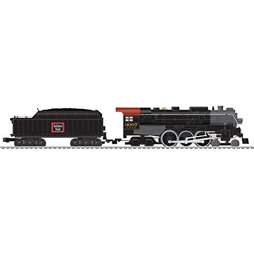 Lionel CB&Q LionChief Plus Hudson Train - Engine Hudson Steam
