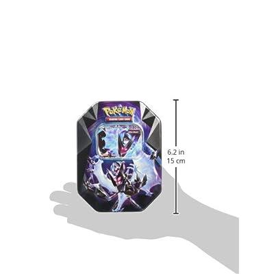 Pokemon TCG: 2020 Spring Dawn Wings NECROZMA Purple TIN- Dawn Wings - 4 Booster Packs with 1 GX Card of Dawn Wings Necrozma-GX: Toys & Games