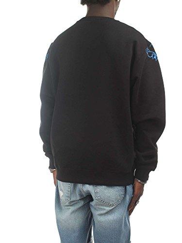 Shirts Homme M Noir Iuter Sweat 18WISC62 PnvSWxwzE