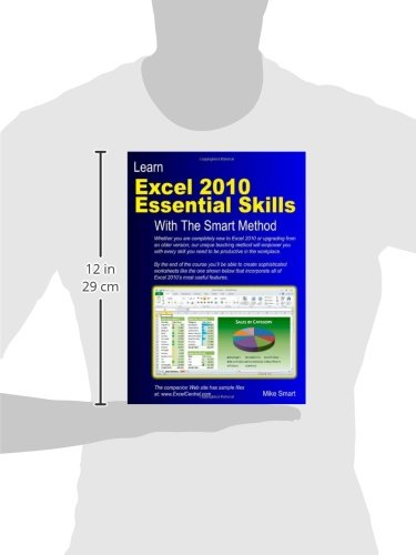 Learn Excel 2010 Essential Skills with The Smart Method ...