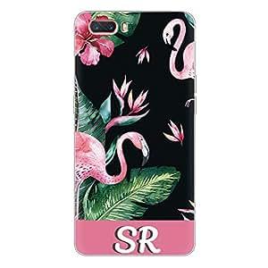 Amazon.com: KCHHA Phone case Flamingo Glitter TPU Case for ...
