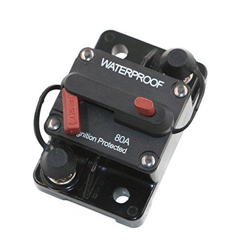 Автоматический выключатель T Tocas 80 Amp