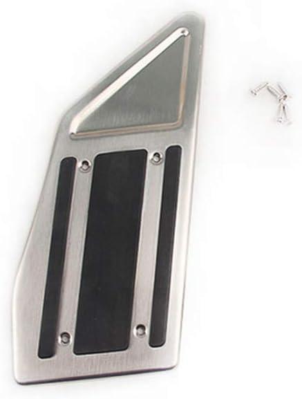 JXSMQC Pedal de Freno Antideslizante Accesorio de Pedal Acelerador.para Peugeot 3008 5008 LHD EN 2017 2018