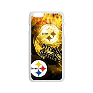 NICKER pittsburgh steelers logo Phone Case for Iphone 6
