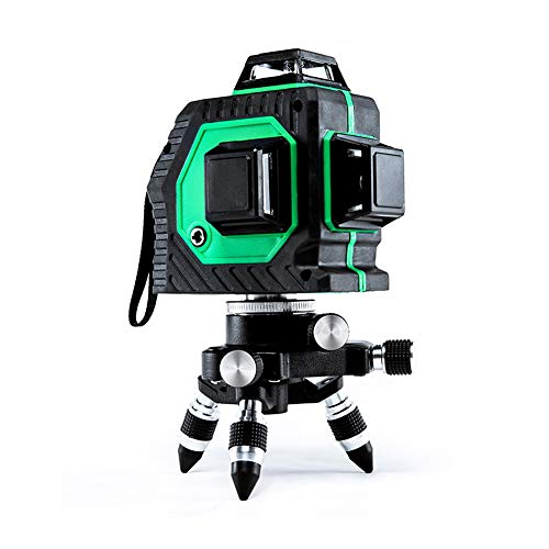 Self-Leveling 360 Laser Level-Cross Line Outdoor Mode Green/Red Beam,Multi-Use Self-Leveling Alignment Laser Level