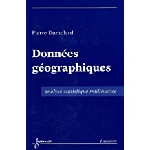 Donnees Geographiques: Analyse Statistique Multivariee