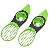 LICTOP 3-in-1 Avocado Slicer(2Pcs)