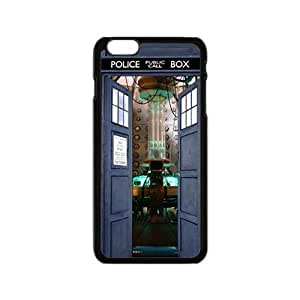 Blue police box Cell Phone Case for iPhone 6
