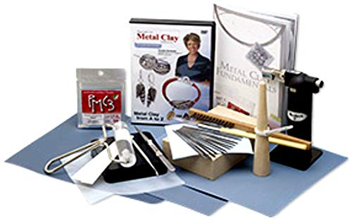 PMC3TM Precious Metal Clay Starter Kit - Includes Micro-Torch by -