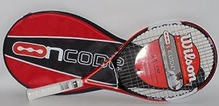 exquisite design closer at cheapest Wilson nCode nTour Two 95 Tennis Racquet Grip Size: 4 3/8 ...