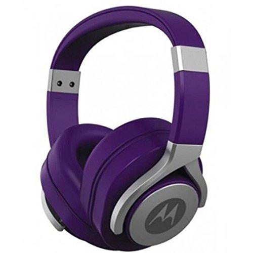 Motorola Pulse Max Wired Headphones  Purple
