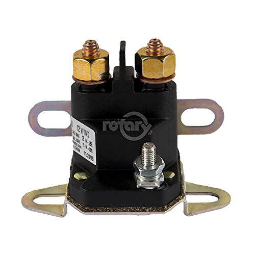 NEW UNIVERSAL STARTER Solenoid Switch Fits Craftsman 146154 192507 Briggs 5410K