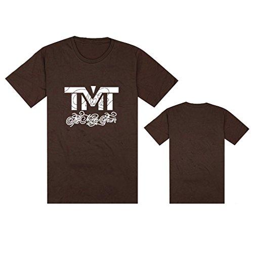 Jersey Shop Fashion Men's Street Wear Short Sleeve T-Shirt