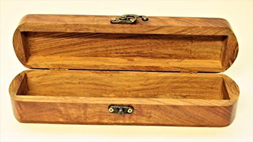 6e4379af56eb caja joyero madera de palisandro para anillos cadenas pulseras plumas