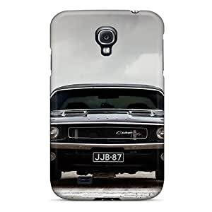 Shock-Absorbing Hard Cell-phone Cases For Samsung Galaxy S4 (eei16658GjcU) Provide Private Custom High Resolution Dodge Challenger Image
