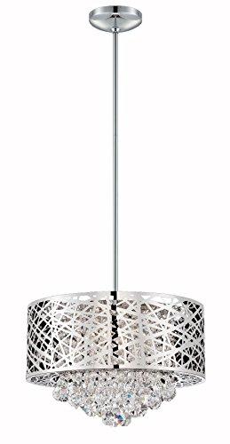 Chrome 4 Lamp - 7