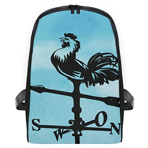 Classic Rooster Weathervane - MALPLENA Preschool Kids Bag Weather Vane Rooster Kids Classic Backpack