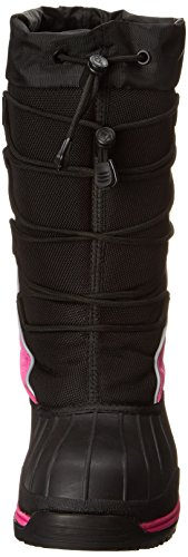 Baffin Womens Ice Field Insulated Boot Black/Hyper Berry QdipkSv