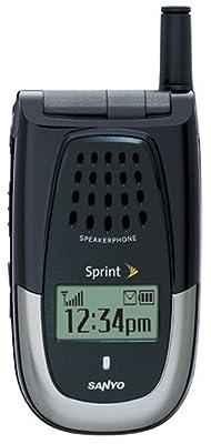 Sanyo SCP-2400 Midnight Black (Sprint)