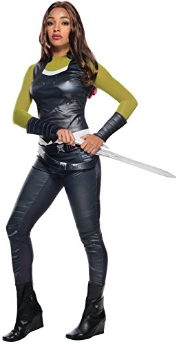Gamora Costume (Secret Wishes Women's Guardians of the Galaxy Gamora Costume, Gotg Vol. 2, X-Small)