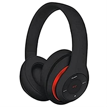 Freestyle Auriculares inalámbricos Bluetooth con micrófono 4 en 1 Incorporado, Radio FM, Reproductor de música (de Micro-SD), AUX-In Negro: Amazon.es: ...