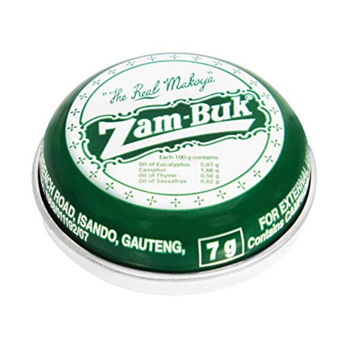 Zam-Buk The Real Makoya Herbal Ointment Pocket Size (7g)