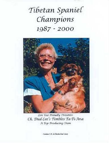 Tibetan Spaniel Champions, ()