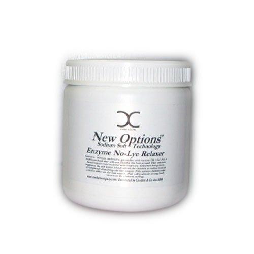 Lye Cream Relaxer - New Options Enzyme No-lye Relaxer