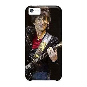 CristinaKlengenberg Iphone 5c Best Hard Cell-phone Case Customized Fashion Rolling Stones Image [Bxm7409pNNm]