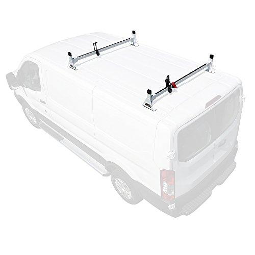 Low Cargo - Transit (Cargo) 2015-On 2 bar rack Low Profile 54