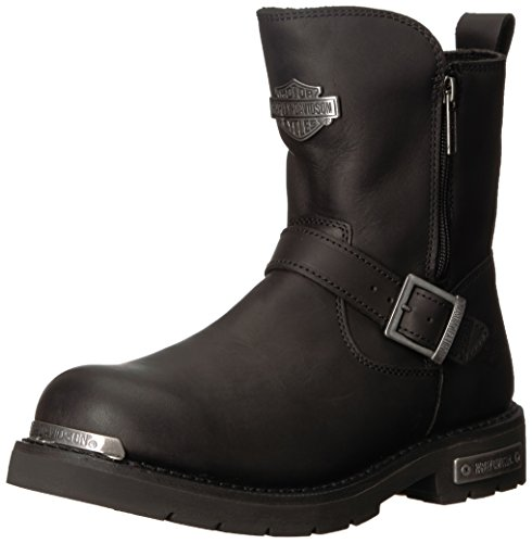 Harley-Davidson Men's Startex Motorcycle Boot, Black, 11 Medium US