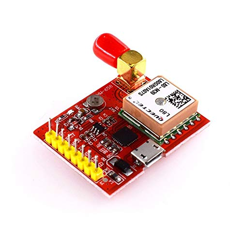 HW-658 GSM/GPRS Mould USB Port GPS Module For Raspberry Pi A B A+ B+ Zero 2 3 (1 Module Port)