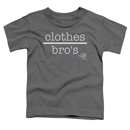 Price comparison product image One Tree Hill Teen Drama Sports TV Show Clothes Over Bros 2 Little Boys Tod Tee