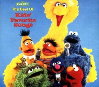 SESAME STREET: The Best Of Kids' Favorite Songs (Old MacDonald / ABC Medley / Row, Row, Row Your Boat) [CD-Single] (The Best Of Elmo Cd)