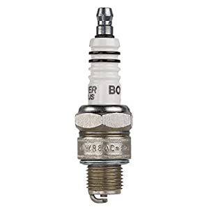Bosch (7902) WR8AC+ Super Plus Spark Plug, (Pack of 1)