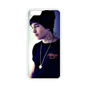 Austin Mahone Solid Rubber Customized Cover Case for iPhone 6 plus 5.5