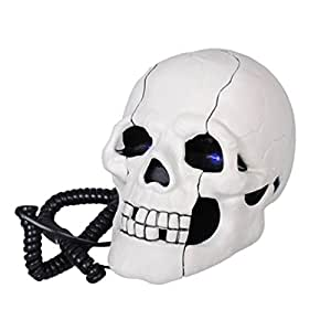 Skull Shaped Telephone